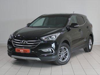Hyundai Santa Fe 2.4 л (175 л. с.)