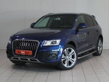 Audi Q5 2.0 л (224 л. с.)