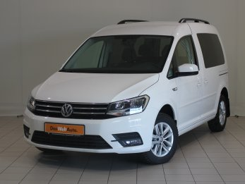 Volkswagen Caddy 1.6 л (102 л. с.)