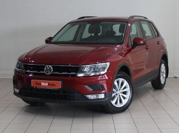 Volkswagen Tiguan 1.4 л (125 л. с.)