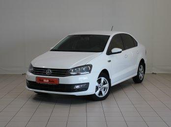 Volkswagen Polo 1.6 л (105 л. с.)