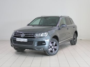 Volkswagen Touareg 3.6 л (249 л. с.)