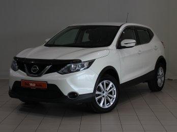 Nissan Qashqai 1.2 л (116 л. с.)