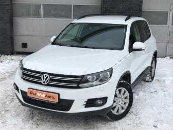 Volkswagen Tiguan 1.4 л (122 л. с.)