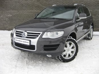 Volkswagen Touareg 3.6 л (280 л. с.)