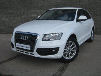Audi Q5 2.0 л (211 л. с.)