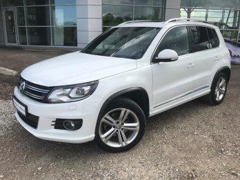 Volkswagen Tiguan 2.0 л (200 л. с.)