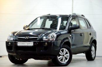 Hyundai Tucson 2.0 л (141 л. с.)