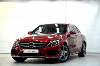 Mercedes-Benz C Седан 1.6 л (150 л. с.)