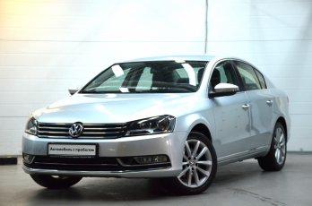 Volkswagen Passat Lim 1.8 л (152 л. с.)