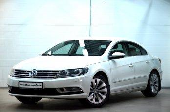 Volkswagen Passat CC 1.8 л (152 л. с.)