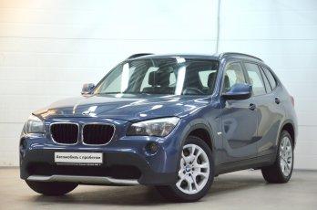 BMW X1 2.0 л (150 л. с.)