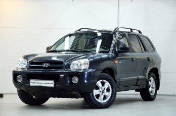 Hyundai Santa Fe 2.0 л (112 л. с.)