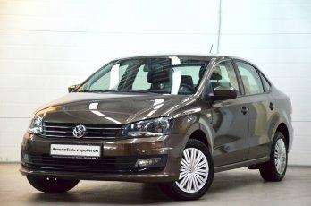 Volkswagen Polo 1.6 л (86 л. с.)