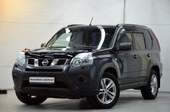 Nissan X-Trail 2.5 л (169 л. с.)