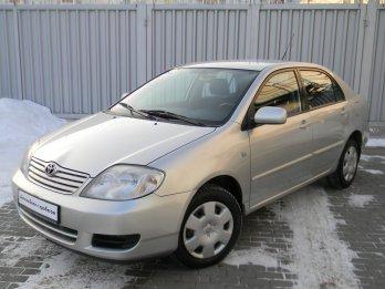 Toyota Corolla 1.6 л (110 л. с.)
