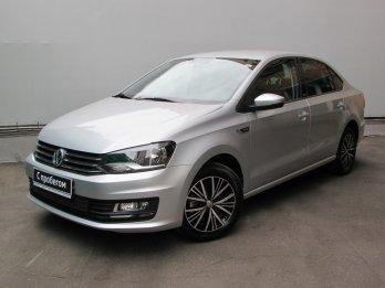 Volkswagen Polo Sedan 1.6 л (110 л. с.)