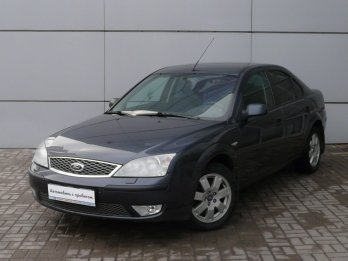 Ford Mondeo 1.8 л (110 л. с.)