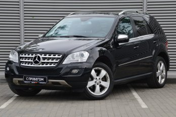 Mercedes-Benz ML 3.0 л (224 л. с.)