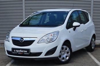 Opel Meriva 1.4 л (101 л. с.)