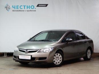 Honda Civic 1.8 л (140 л. с.)