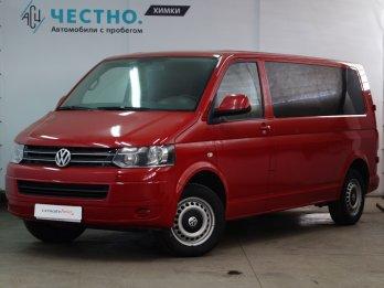 Volkswagen Caravelle 2.0 л (140 л. с.)