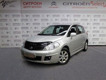 Nissan Tiida 1.6 л (110 л. с.)