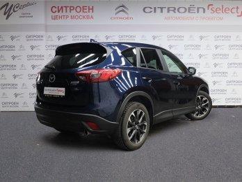 Mazda CX-5 2.5 л (192 л. с.)