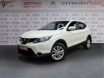 Nissan Qashqai 2.0 л (144 л. с.)