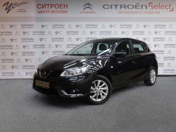 Nissan Tiida 1.6 л (117 л. с.)