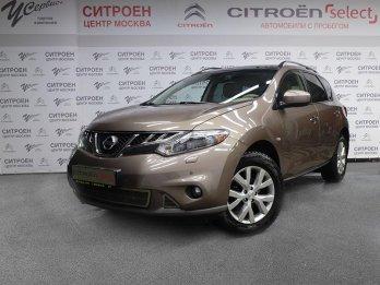 Nissan Murano 3.5 л (249 л. с.)