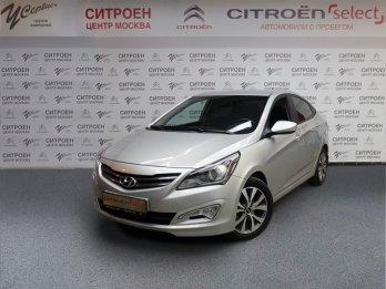 Hyundai Solaris Sedan 1.6 л (123 л. с.)