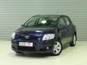 Toyota Auris 1.6 л (124 л. с.)