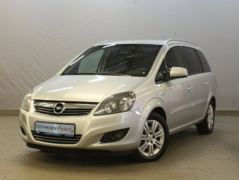Opel Zafira 1.8 л (140 л. с.)