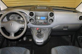 Peugeot Partner VU 1.6 л (110 л. с.)