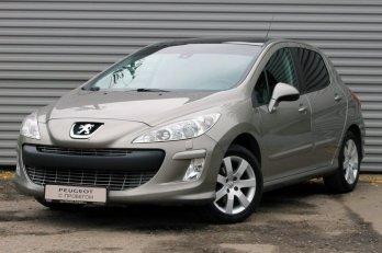 Peugeot 308 1.6 л (150 л. с.)