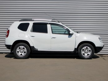 Renault Duster 1.6 л (102 л. с.)