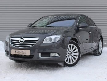 Opel Insignia Седан 2.0 л (160 л. с.)