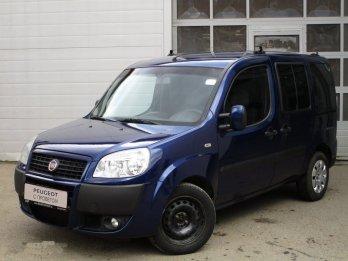 FIAT Doblo 1.4 л (78 л. с.)