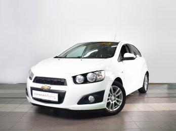 Chevrolet Aveo Седан 1.6 л (115 л. с.)