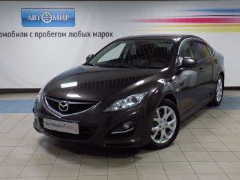 Mazda 6 Седан 2.0 л (148 л. с.)