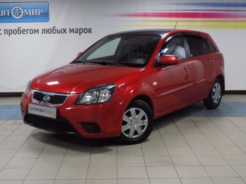 KIA Rio Hatchback 1.4 л (97 л. с.)