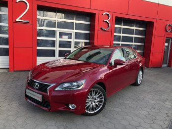 Lexus GS 3.5 л (317 л. с.)