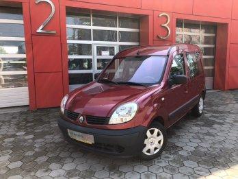 Renault Kangoo 1.4 л (75 л. с.)
