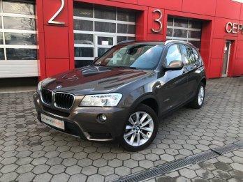 BMW X3 2.0 л (184 л. с.)