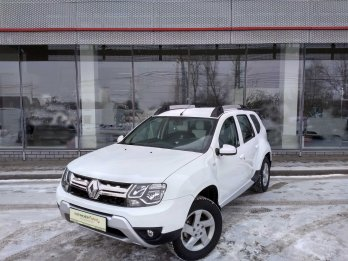 Renault Duster 2.0 л (143 л. с.)