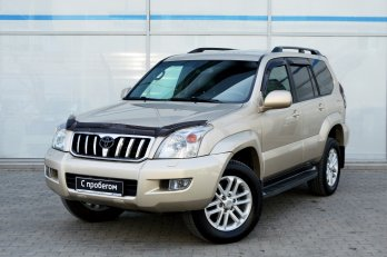 Toyota Land Cruiser Prado 4.0 л (249 л. с.)