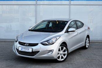 Hyundai Elantra 1.8 л (150 л. с.)