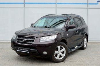 Hyundai Santa Fe 2.7 л (189 л. с.)