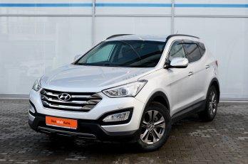 Hyundai Santa Fe 2.4 л (174 л. с.)